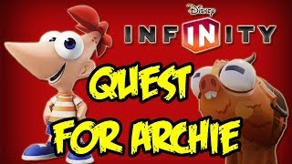Disney Infinity: Toy Box Share - Quest For Archie