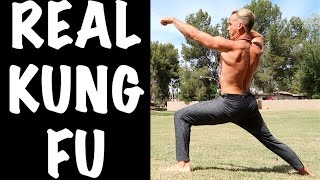 I Train REAL KUNG FU