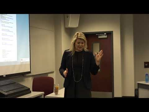 Marcie Allen Gives Valuable Career Advice