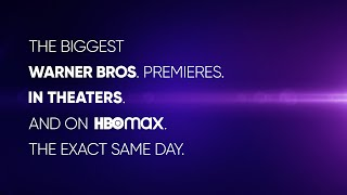 Same Day Premieres | WB | HBO Max