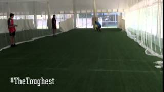 Brendan Maher's Bleep Test With a Difference - #TheToughest Trade