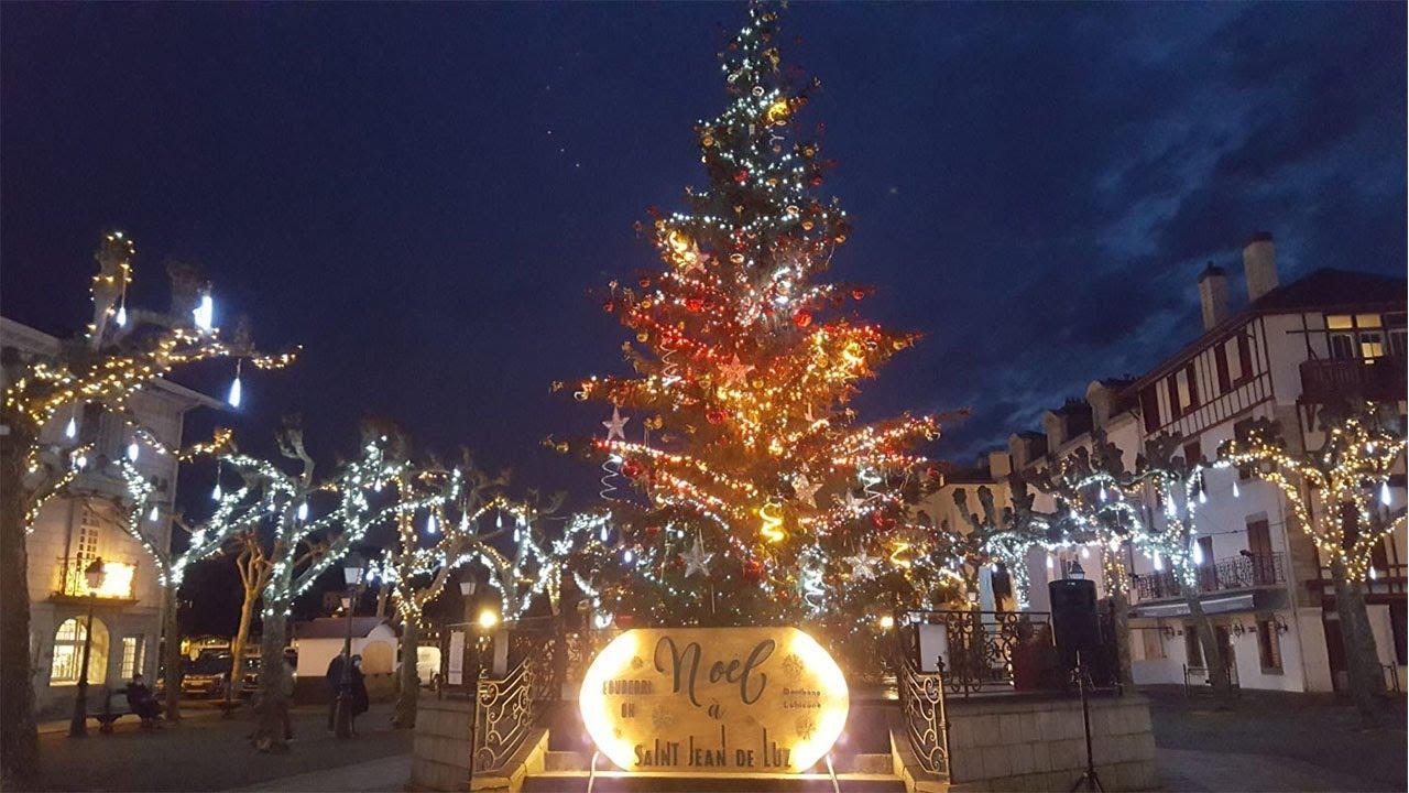 Les Fêtes de Noël à Saint-Jean-de-Luz