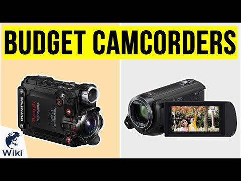 8 Best Budget Camcorders 2020