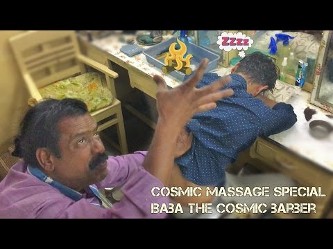 NEW Cosmic Barber Special | Baba Sen World's Greatest Head Massage Series