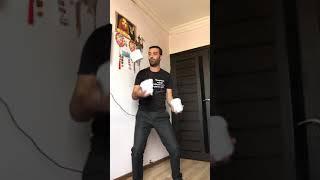Toilet paper challenge juggling