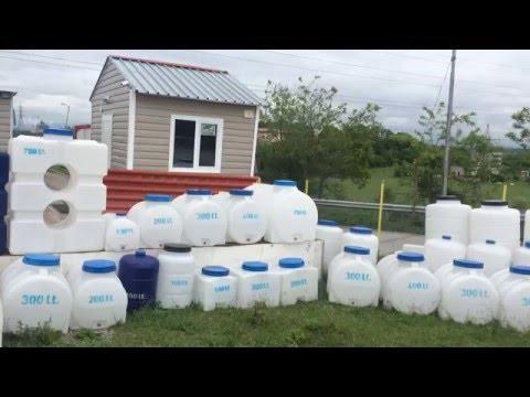Полиетиленови резервоари за вода  бидони