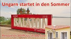 Sommerbeginn am Balaton