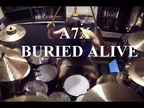 Avenged Sevenfold - Buried Alive (Drum Cover)