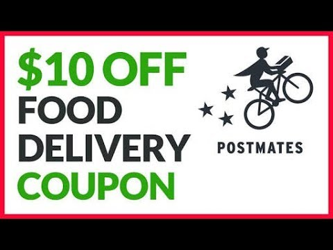 postmates codes free food