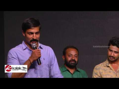 Harish Uthaman at Maaveeran Kittu Movie...