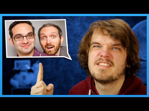 Space Frogs react to Fine Bros