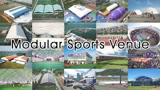 Modular Sports Venue of Liri Tent for Sporting Tents, Sports Stadiums, Stadium Halls