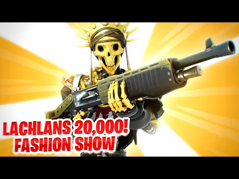 I Qualified For Lachlan's $20,000 FASHION SHOW??? (SO FUNNY)