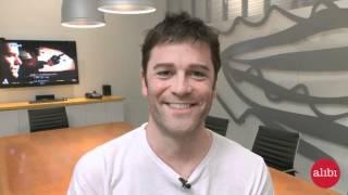 Murdoch Mysteries - Yannick Bisson (Denise B)