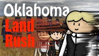 1893: The Oklahoma Land Rush | The American West | GCSE History Revision