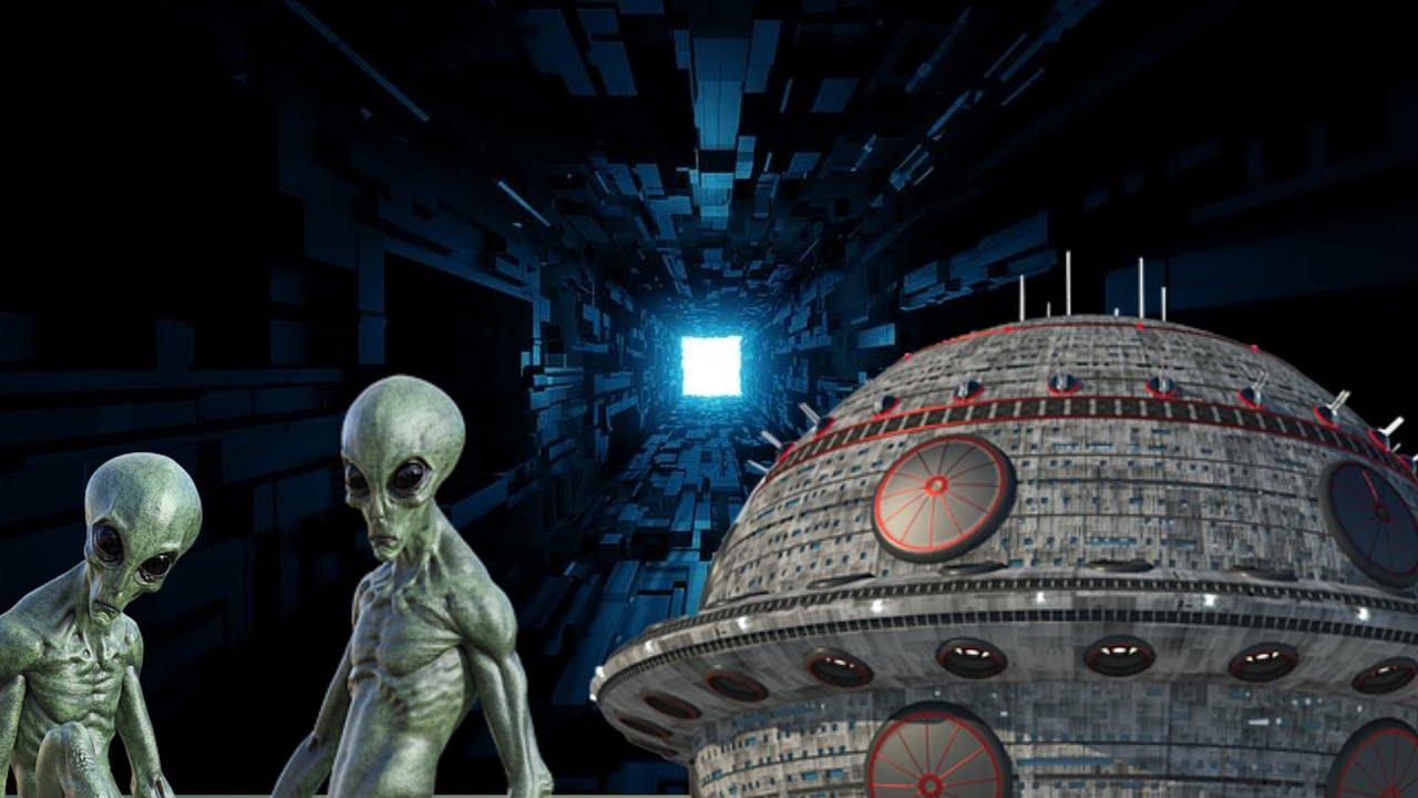 UFOเคยโผล่สอดแนมฐานทัพและพบทางเข้าฐานมนุษย์ต่างดาวใต้เกาะร้างอินโดนีเซีย
