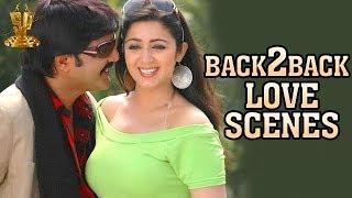 Charmi and Sri Kanth Back to Back Love scenes | Kausalya Supraja Rama Movie | Suresh Productions