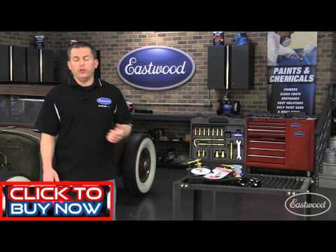 How To Gas Weld Sheet Metal With A Cobra Torch From Eastwood