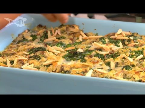 Healthy Poultry and Wild Grain Casserole