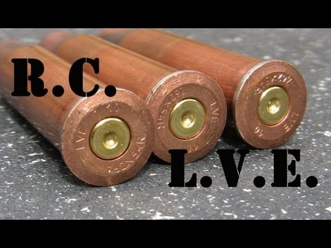 LVE Novosibirsk Ammo (Don't use for Hunting)