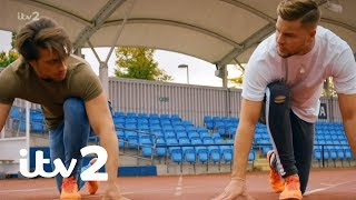 100M Sprint Against a 16 Year Old! | You Vs. Chris & Kem | ITV2
