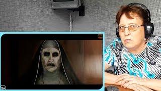 Проклятие монахини Трейлер (Русский) / РЕАКЦИЯ