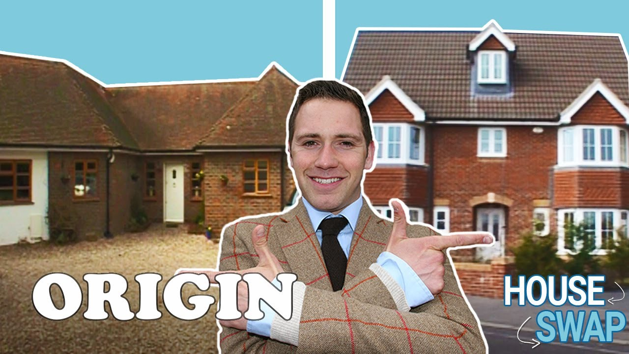 Can We Swap Our Modern Home For Your Bungalow? | House Swap | Episode 7 | Origin