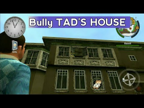 Bully Anniversary Edition Mission Tad's...