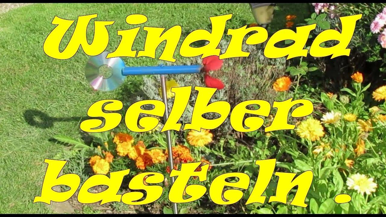 Garden Decoration Ideas Garden Windmills Windrad Youtube