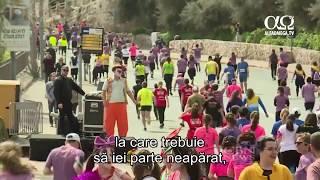 Cel mai mare maraton din Ierusalim de pana acum