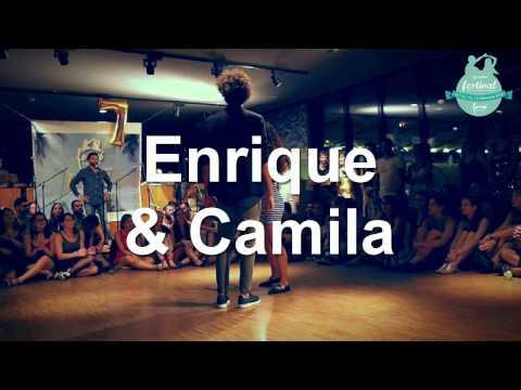 Forró Aachen Festival  - Enrique & Camila