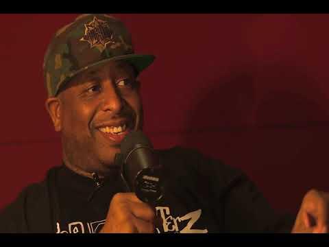 DJ Premier on NAS NEW YORK STATE OF MIND l I AM RAPAPORT STEREO PODCAST
