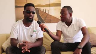 Sarkodie Opens Up About The Highest Album, Kanta, Family & More on BTM Afrika |NYDJLive Media