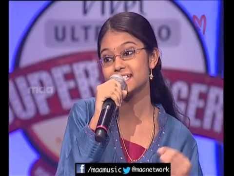 Super Singer 4 Episode 10 : Ramya Singing Ninnu Kori Varnam