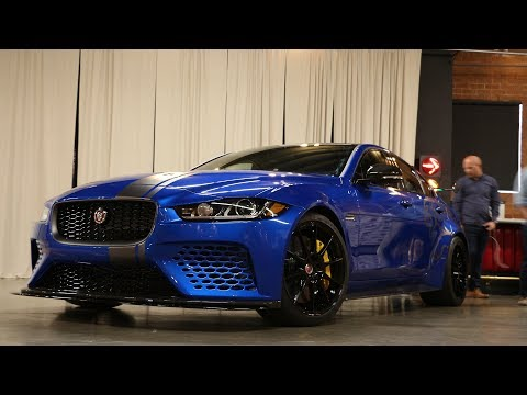 Jaguar XE SV Project 8 feat. Q&A Interview with SVO Lead Engineer