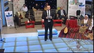 MEDYA TV TURHAN ÇAKIR İLE (SEVDAMIZ TOKAT) 31-03-2013---1