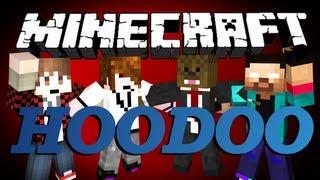 BRAND NEW Minecraft HOODOO PVP Minigame w/ BajanCanadian, Deadlox and NoahCraftFTW | JeromeASF
