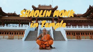 My Power of Shaolin | Religion und der Glaube an mich selbst | THEAN HOU TEMPLE