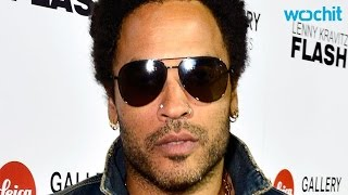 Lenny Kravitz Exposed His Penis After Leather Pants Rip Open Onstage