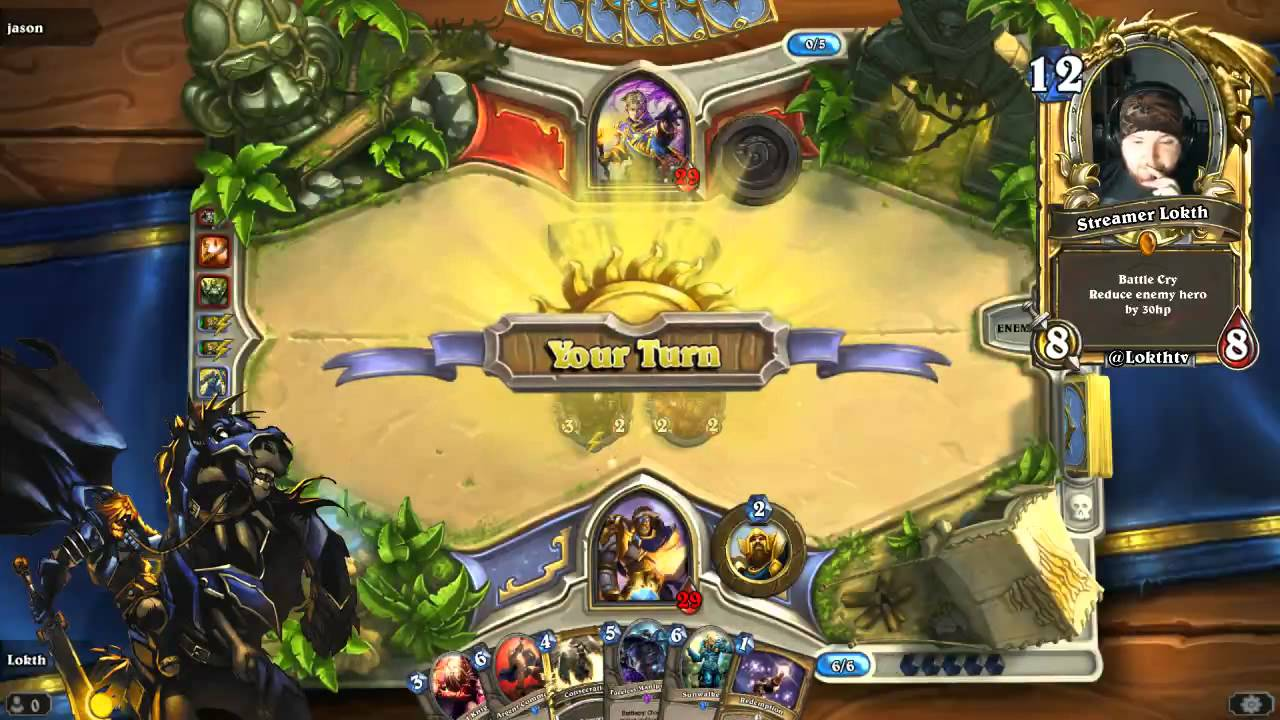how to get free legendary in hearthstone
