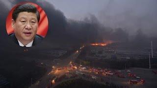 挑戰新聞軍事精華版--天津大爆炸為刺殺習近平?網上盛傳驚天陰謀
