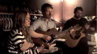 Cattle and Cane live at The Olde Young Tea House 6-May-2012