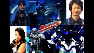 the best super sentai couple ever. Song : Breaking Benjamin - The D...