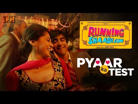 Pyaar Ka Test   Song Video  Running...