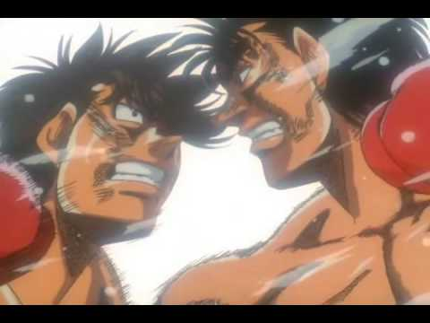 Hajime no ippo sendo voice actor