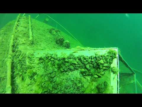 Gilboa Quarry Dive Pt. 1