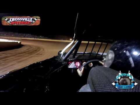 #06 Westley Lester - Sportsman - 9-23-16 - Crossville Speedway - In-Car Camera