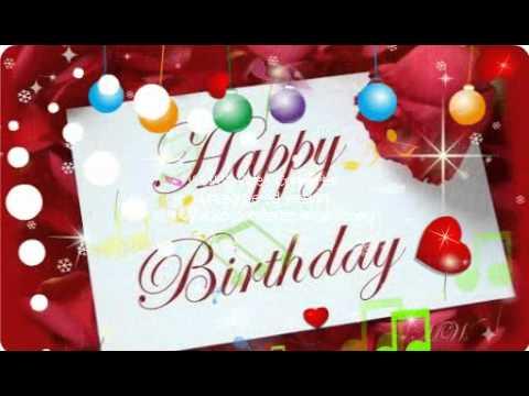 Happy Birthday To Mathi Avi Youtube