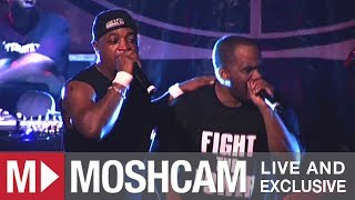 Public Enemy - Ball Of Confusion c/w Arizona / Fight The Power | Live in Sydney | Moshcam