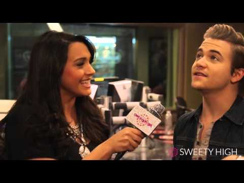 Hunter Hayes Talks Radio Disney Country & 21 Project w/ Sweety High!